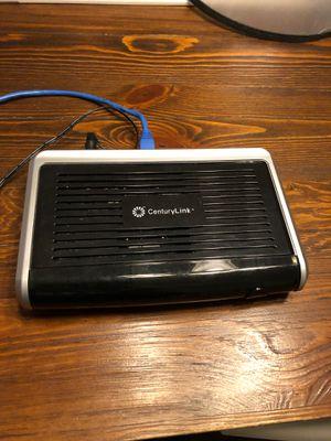 CenturyLink Wireless Router / Modem - Model # C1000A for Sale in Auburn, WA