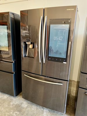 Samsung Family Hub Refrigerator Outlet *Over 50% Off Retail* for Sale in Rancho Cucamonga, CA
