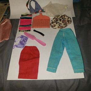 Mixed Lot BARBIE Clothes for Sale in Ontario, CA