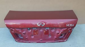 2006 - 2007 INFINITI M35X TRUNK LID DECK TAIL GATE HATCH RED for Sale in Fort Lauderdale, FL