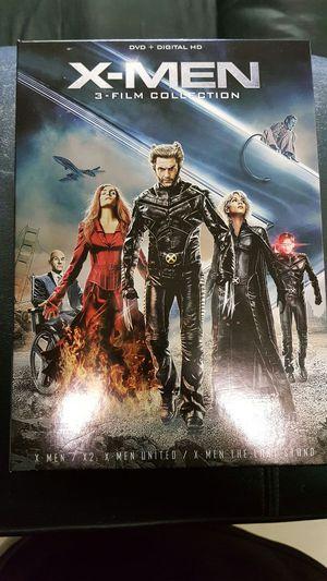 X-Men Trilogy DVD Set for Sale in Toddville, IA