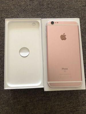 iPhone 6s Plus Rose Gold for Sale in HILLTOP MALL, CA