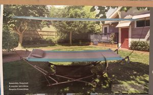 Folding hammock with canopy for Sale in Chandler, AZ