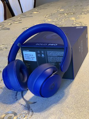 Beats by dre solo pro headphones for Sale in Wylie, TX