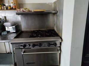 Commercial Stove For Sale for Sale in Philadelphia, PA