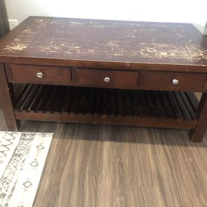 Coffee Table for Sale in Dacono, CO