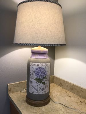 Extra large table lamp for Sale in Fife, WA
