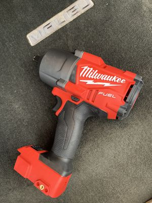 Milwaukee Impact Wrench 1400 FT-LBS . tool only for Sale in Littleton, CO