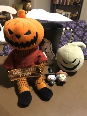 Nightmare Before Christmas Lot for Sale in Rockford, IL