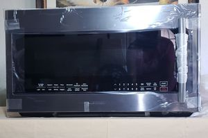 SAMSUNG GRILLING OVER THE RANGE MICROWAVE HOOD COMBINATION for Sale in Lancaster, CA