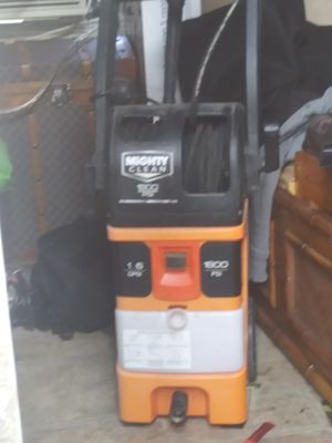 Mighty clean pressure washer for Sale in San Antonio, TX