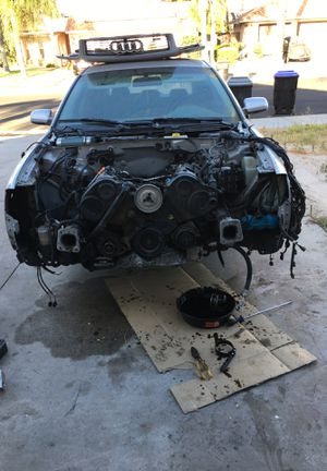 "2004 Audi A6 Quattro for parts ""read below"" for Sale in Hemet, CA"