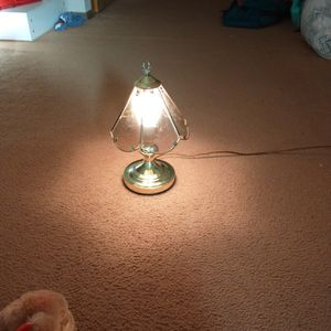 Touch Lamp With 3 Different Light Settings for Sale in Orting, WA