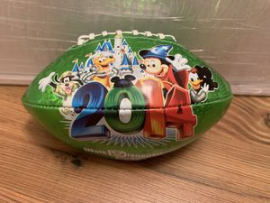 Disney World 2014 Kids Toy Football Collectable Mickey and Friends for Sale in Davenport, FL