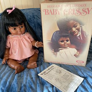 Baby Crissy 1972 Ideal African American Doll for Sale in Campbell, CA