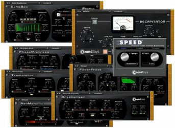 SoundToys 5.0.1 Ultimate FX Solution (Win) for Sale in St. Petersburg,  FL