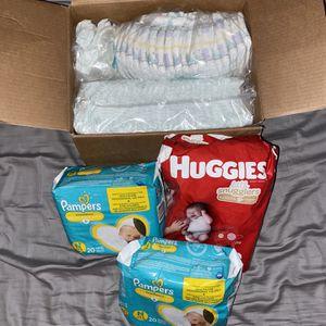 Newborn Diapers for Sale in Santa Ana, CA
