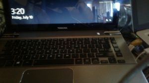 Toshiba laptop Windows 10 touchscreen everything works perfect for Sale in Los Angeles, CA