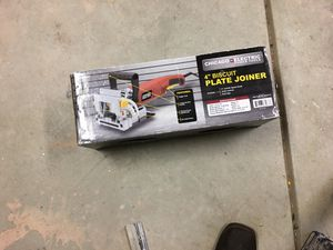 Plate joiner for Sale in Fresno, CA