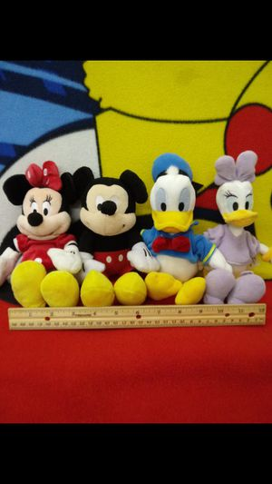 Disney Plush Bundle for Sale in Ciudad Juárez, MX