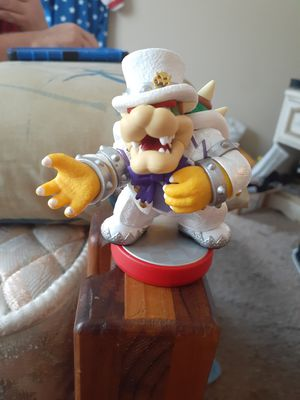 Mario odyssey bowser amiibo for Sale in Fort Belvoir, VA