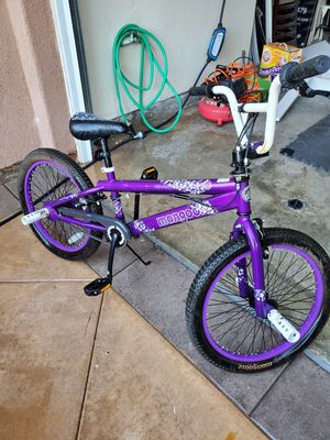 Mongoose BMX bike - Barely Used for Sale in Tustin, CA