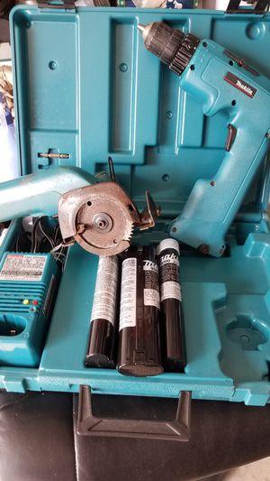 Hand saw and drill Makita for Sale in Port St. Lucie, FL