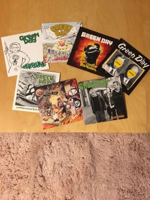 Collection of Green Day CDs for Sale in Lexington, KY