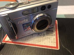 Vivitar camera with all accessories for Sale in Spartanburg, SC