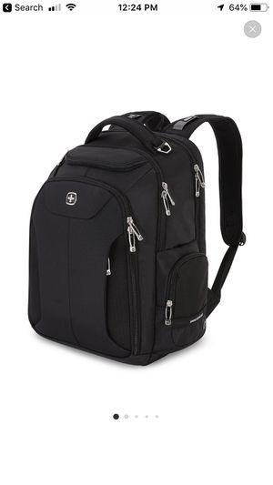 """Swissgear 17"""" Scan Smart TSA Laptop Backpack for Sale in Alpharetta, GA"""
