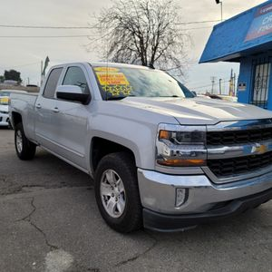 2016 CHEVY SILVERADO LT DOUBLE CAB. STAR AUTO SALES. 514 CROWS LANDING RD. MODESTO for Sale in Modesto, CA