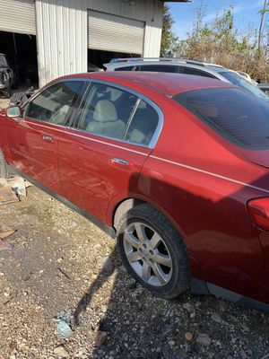 2005 infinity g35 for parts for Sale in Houston, TX