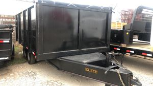 8x14 Dump trailer for Sale in McGregor, TX