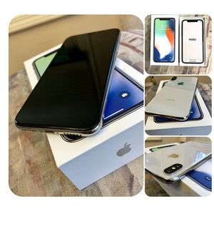 🔥Model A1901 Unlocked iPhone X 256GB🔥 for Sale in Yuma, AZ