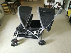 Safety 1st tandem double stroller for Sale in Redmond, WA