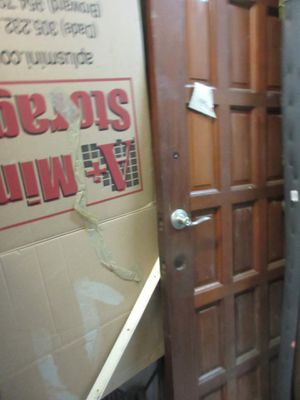 Two front door set. Heavy. West Kendall. for Sale in Miami, FL