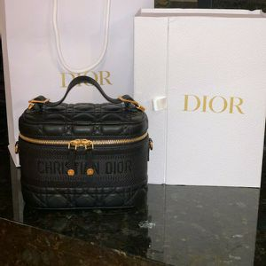 Dior Travel Vanity Bag for Sale in West Sayville, NY