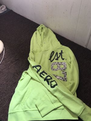Yellow aero hoodie for Sale in Grayslake, IL