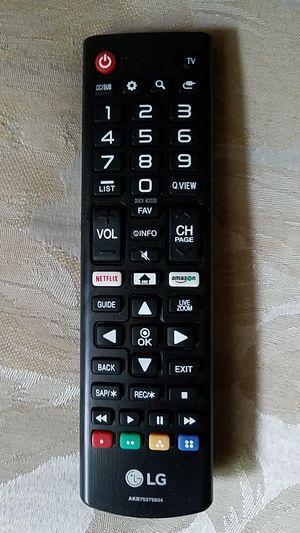 LG remote for Sale in West Jordan, UT