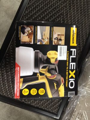 Wagner flexio 3000 handheld hvlp paint sprayer for Sale in Hialeah, FL