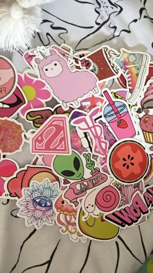 Pink Sticker Pack for Sale in Colonial Heights, VA
