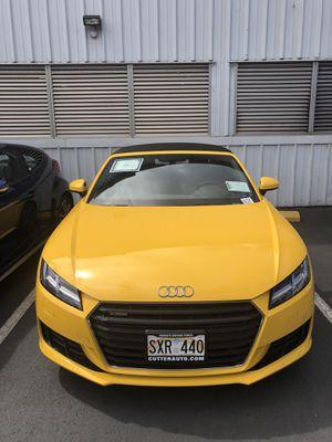 2016 Audi TT 2.0T Convertible for Sale in Honolulu, HI