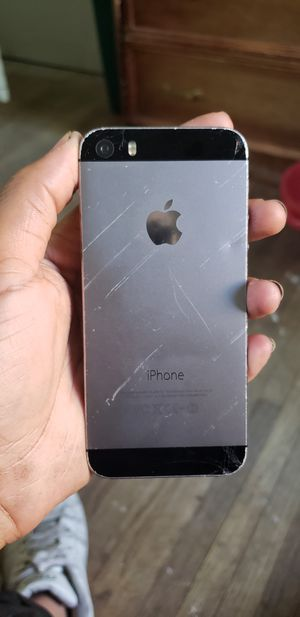 iPhone 5 black (needs to be Jailbroken) for Sale in Salt Lake City, UT