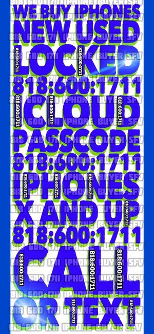 iPhone 11 Pro Max 12 pro iCloud locked unlocked x xr xs max cellphone open box sealed iPad WiFi cellular Apple Watch 6 MacBook Pro 2020 Apple TV 4K n for Sale in Los Angeles, CA