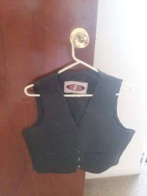 Leather vest for Sale in Hobe Sound, FL