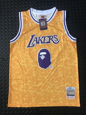 Lakers Bape Large for Sale in Cerritos, CA