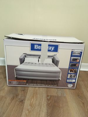 inflatable mattress queen for Sale in Boca Raton, FL