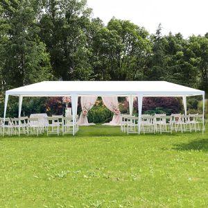10'x30' Party Wedding Outdoor Patio Tent Canopy Heavy duty Gazebo for Sale in Miami, FL