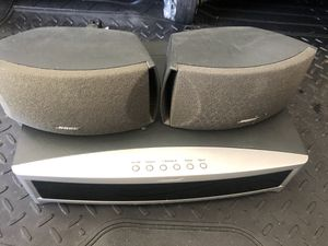 Bose series 321 for Sale in Fremont, CA