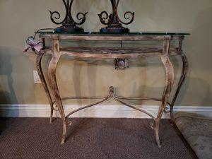 Console/sofa table for Sale in Batsto, NJ